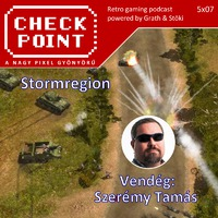 Checkpoint 5x07: Stormregion
