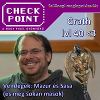 Checkpoint különkiadás: Boldog 40. szülinapot, Grath!