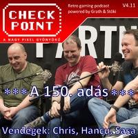 Checkpoint 4x11: A 150. adás