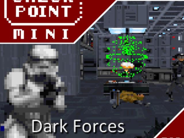 Checkpoint Mini #104: Star Wars: Dark Forces (+ a 10 legjobb videojáték, aminek a
