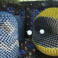 Pac-Man konzervdobozokból