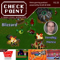 Checkpoint 1x15: Blizzard