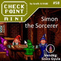 Checkpoint Mini #58: A Simon the Sorcerer sorozat