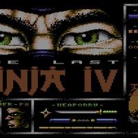 Last Ninja 4 és más, sosem volt C64-es játékok