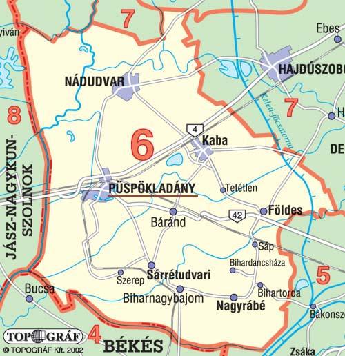 Hajdú-Bihar megye 6. sz. EVK