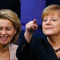 Ursula von der Leyen? És az hogy?