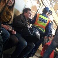 Elfogták a metrón lopkodó cigány tolvajt!