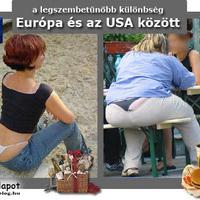 Európa - USA