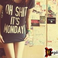 Ha már úgyis megint hétfő, dobjuk fel egy kicsit :)