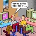 Programozók viccet mesélnek