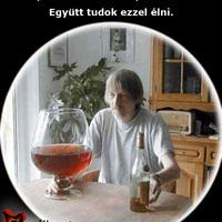Csak egy pohár