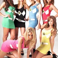 Power Rangers - Az új szexi generáció