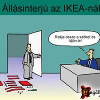 IKEA - Állásinterjú