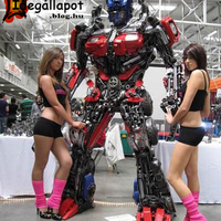 Optimus a nők bálványa