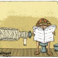 Egyiptomi slozipapír