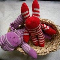 Játék: zokninyúl sk