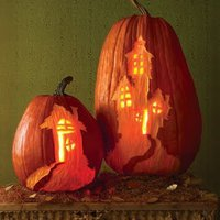 Letölthető sablonok Halloweentök-véséshez