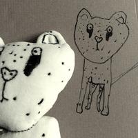 Gyerekrajzból játék: Te rajzolsz, én varrok!