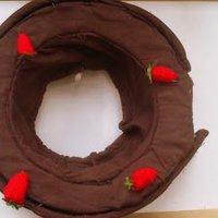 Epres csokitorta - jelmez