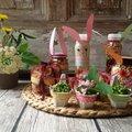 Húsvéti meglepetésdobozok fillérekből: öltöztesd ünneplőbe a bébiételes üvegeket, PET palackokat