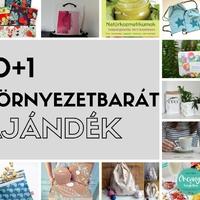 Kulacstól táskáig: 10+1 környezetbarát ötlet ajándékozáshoz