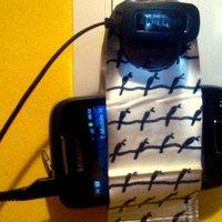 Letölthető mobiltartó-sablon