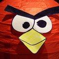 Angry Birds lampion 5 perc alatt, fillérekből