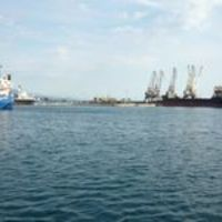 A fiumei kikötő