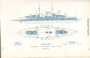 Marine-Almanach SMS Viribus Unitis