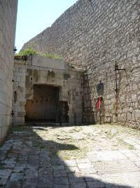 Punta d'Ostro erőd kapu