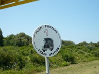 Punta d'Ostro vonat