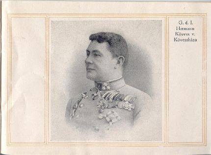 Kövessházy Kövess Hermann