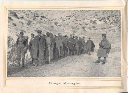 Montenegrói foglyok