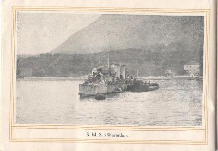 SMS Warasdin