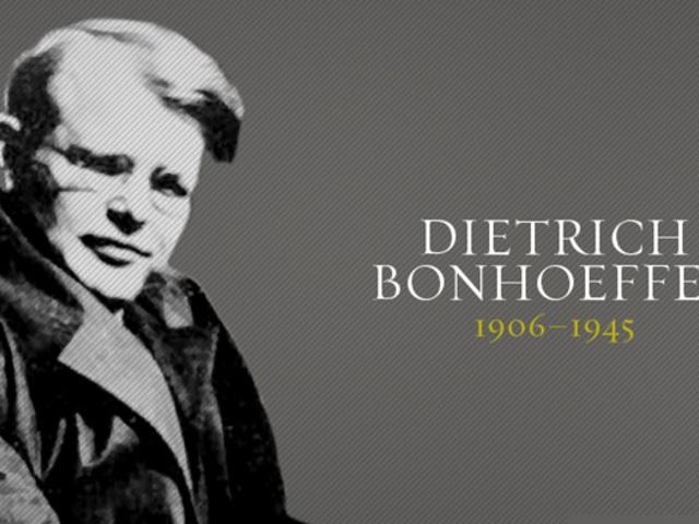 111 éve született Dietrich Bonhoeffer
