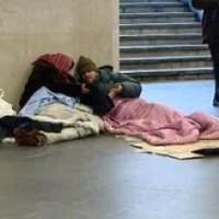 Hajléktalanokért aktivizálnak?