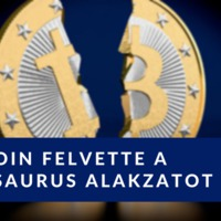 Elképesztően ritka alakzatot vett fel a Bitcoin! Itt a vége?