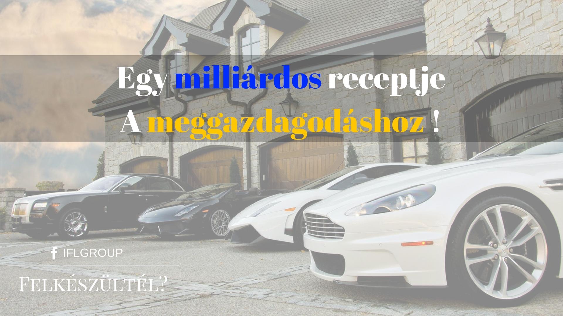 Lehet, hogy milliomos a szomszédod, csak nem tudsz róla. - INGYENEBÉD
