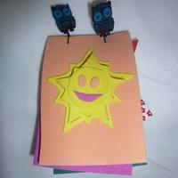 DIY: Formaillesztő könyvecske babáknak
