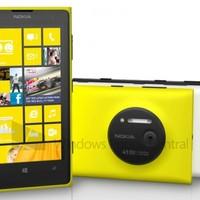 41 megapixeles kamerával érkezik az új Nokia Lumia