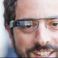 Ezt látjuk, ha rajtunk van a Google Glass