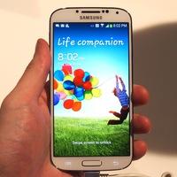Óriási siker a Galaxy S4