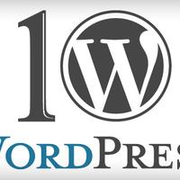10 éves lett a WordPress