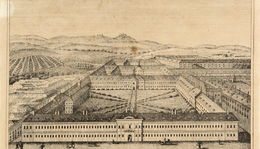 Bernhard Albrecht (?-1822): The Allgemeines Krankenhaus in Vienna