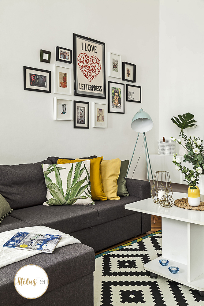 Nappali Home Staging