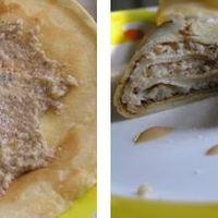 Diós palacsinta simán almával vagy dióval és borsodóval – ahogyan én készítem idehaza