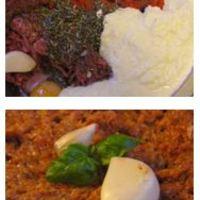Karfiol húsos bundában (darált húsos töltelékben)