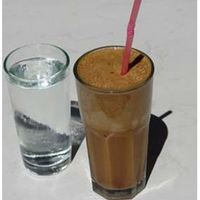 Frappe a kávé ahogy a görögök szeretik