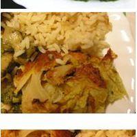 Kelkáposztás rizs