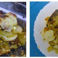 Rakott krumpli édesanyám szerint gazdagon is szegényesen is